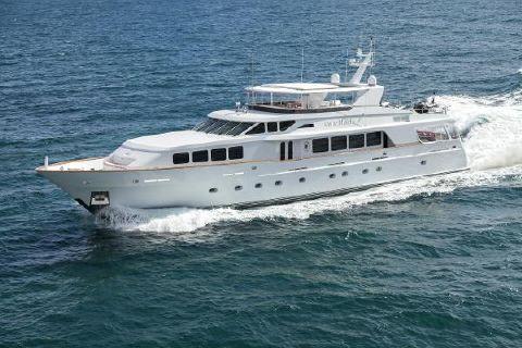 2003 Trinity Yachts 124 Carte Blanche 2003 124' Trinity
