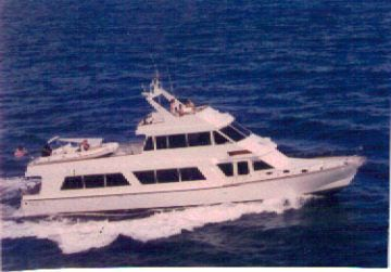 1996 Beachem / Lazy Days Cockpit Motor Yacht Cruising