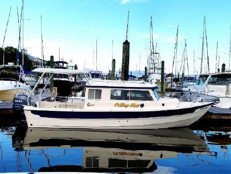 2011 C-dory 25 Cruiser