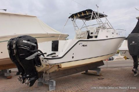 1998 Mako 293 Walk Around