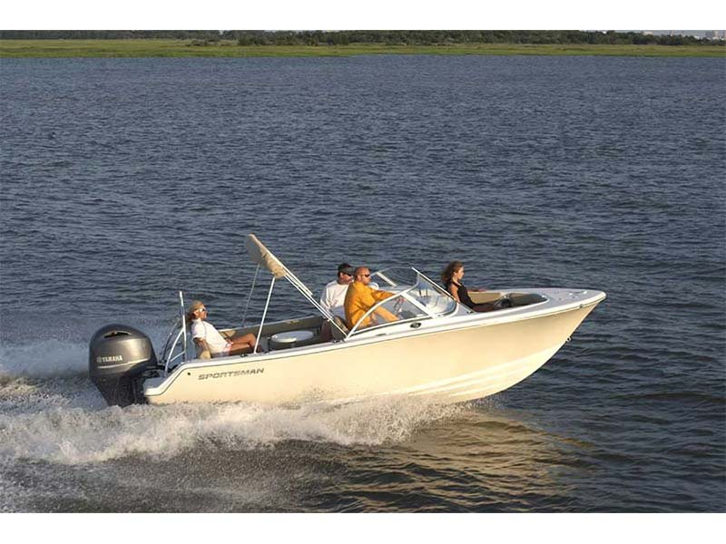 2014 Sportsman Boats Discovery 210 DC