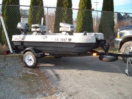 2010 BUSTER BOAT 10