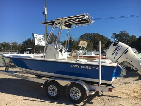 2016 Key West Boats, Inc 210 BR
