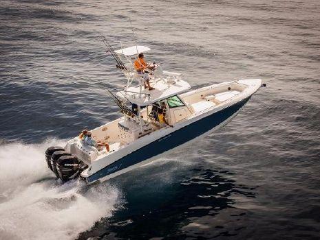 2018 Boston Whaler 350 Outrage