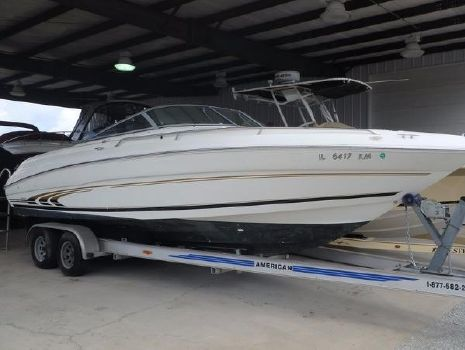 1998 Sea Ray 260 Signature