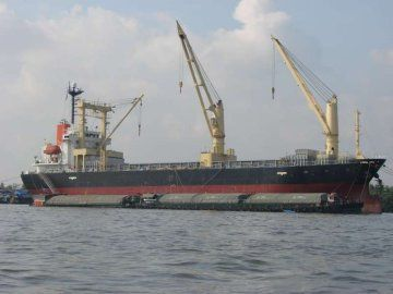 2002 Cargo/Container Vessel General Cargo Vessel