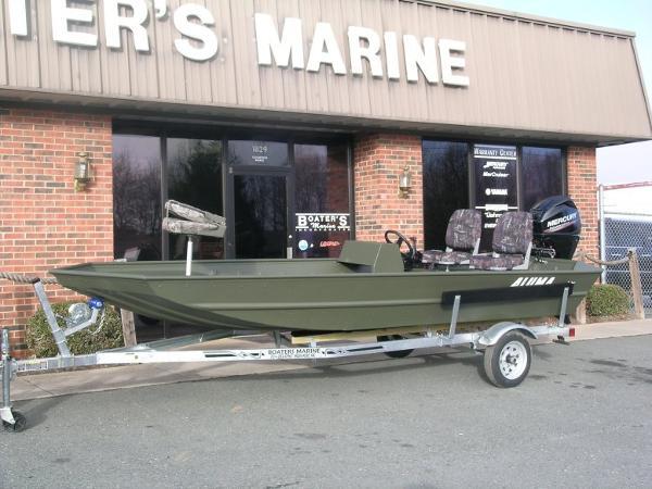 2015 Alumacraft Mv 1648 16 Foot 2015 Alumacraft Mv Boat