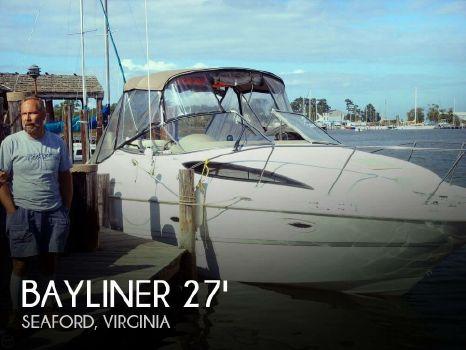 2001 Bayliner Ciera 2655 Sunbridge 2001 Bayliner Ciera 2655 Sunbridge for sale in Seaford, VA