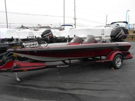 2003 Ranger 518 Vx