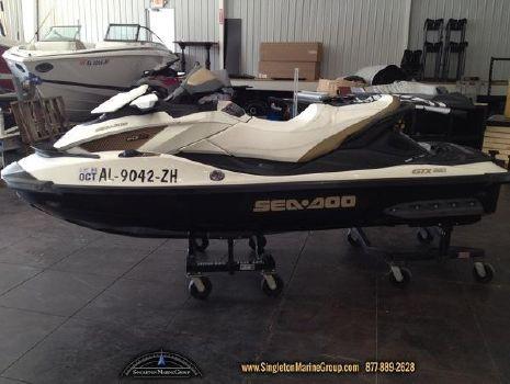 2012 Sea-Doo GTX Limited