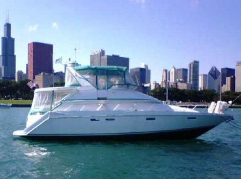1994 CHRIS - CRAFT 421 Continental