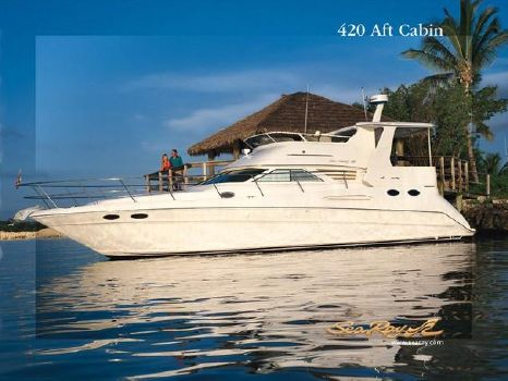 1997 Sea Ray 420 Aft Cabin Manufacturer Provided Image