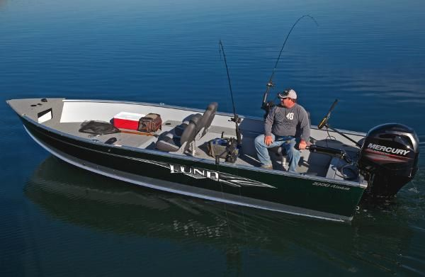 Lund | New and Used Boats for Sale in MN