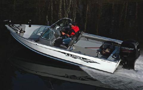 2017 Lund 1800 Alaskan SS