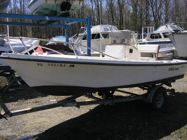 Used 1978 mako 17 cc chesapeake city md 21915 for Outboard motors for sale maryland
