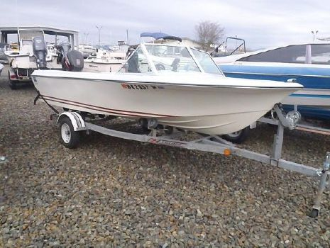 1975 Glasply Runabout