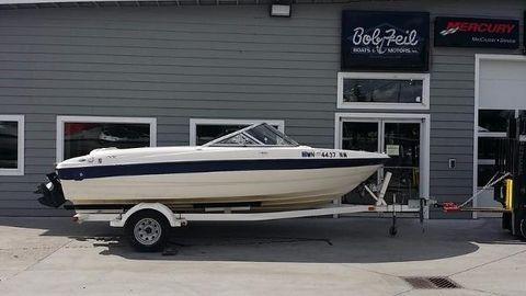 2003 Bayliner 185 Bowrider