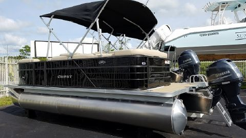 2017 Crest Pontoon Boats I 200
