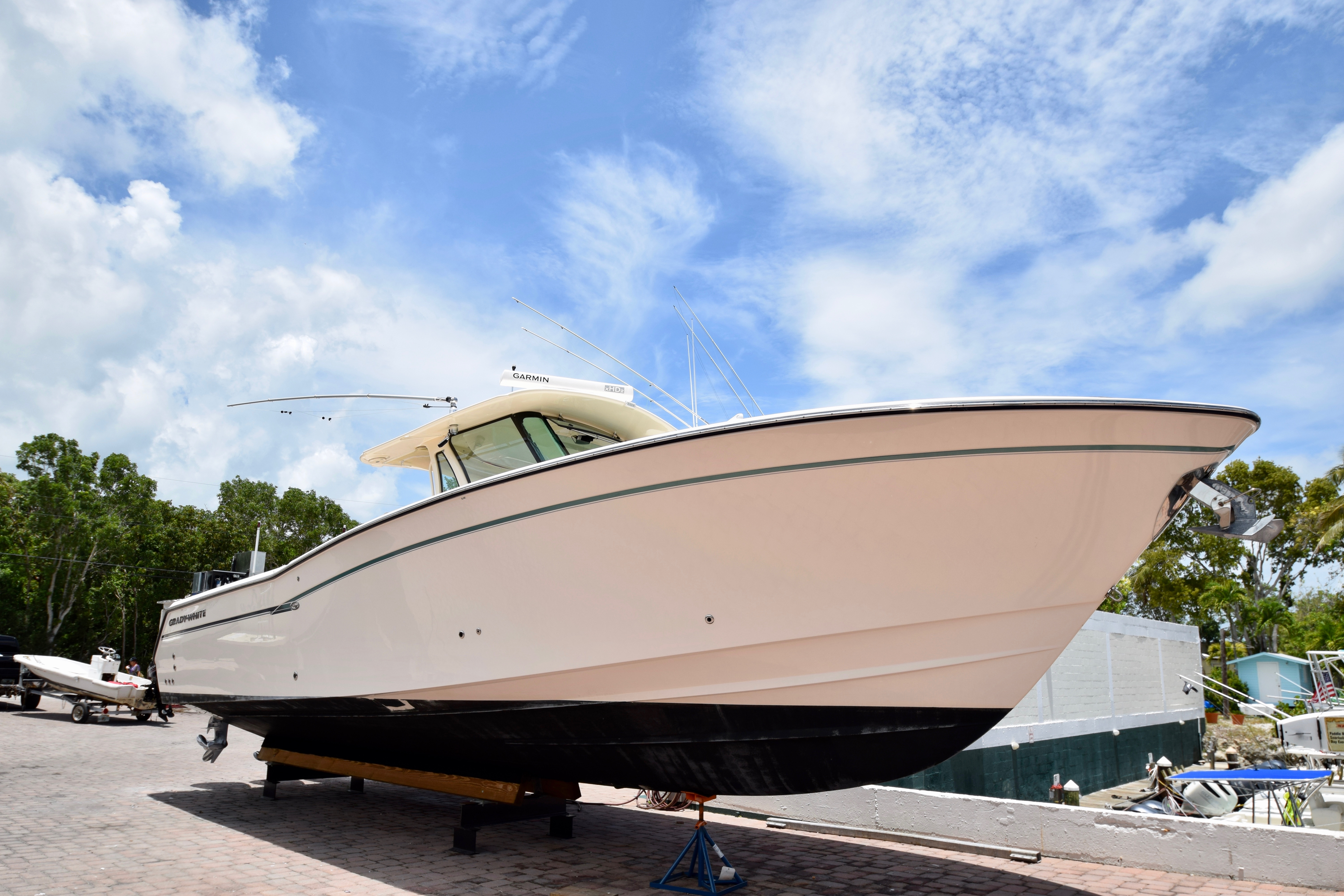 Check out this 2015 GRADY - WHITE Canyon 376 on Boattrader com