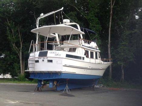 1987 Hershine Flybridge Trawler