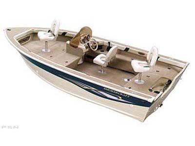 2004 Smoker-craft Millentia 171