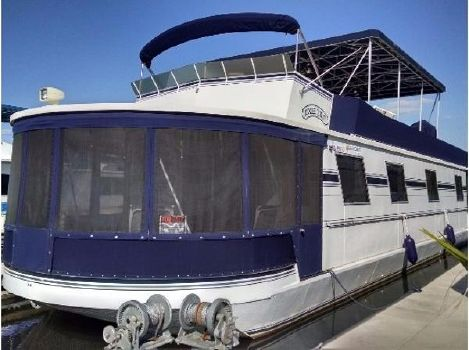 1996 Lazy Days Houseboat