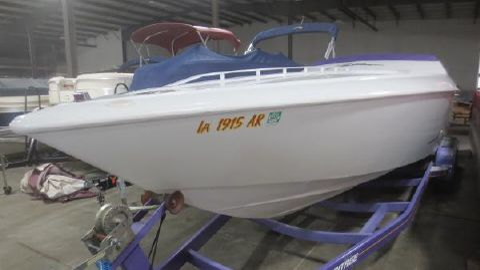2000 Baja 33 Outlaw
