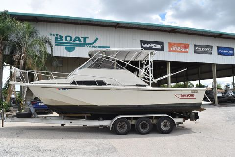 1987 BOSTON WHALER 27 full cabin