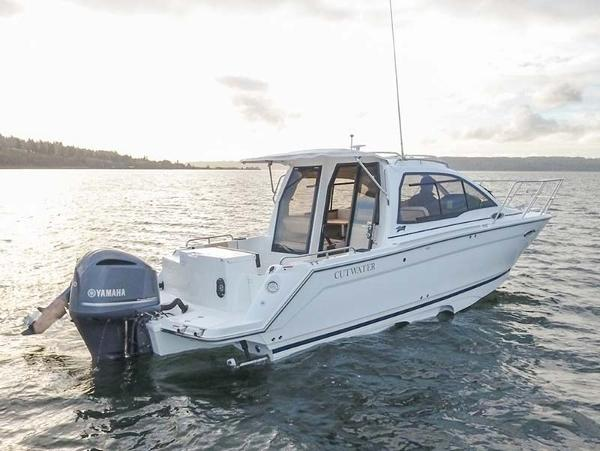 2019 Cutwater C-24 Coupe. save boat