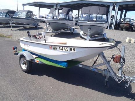 1980 Boston Whaler Runabout