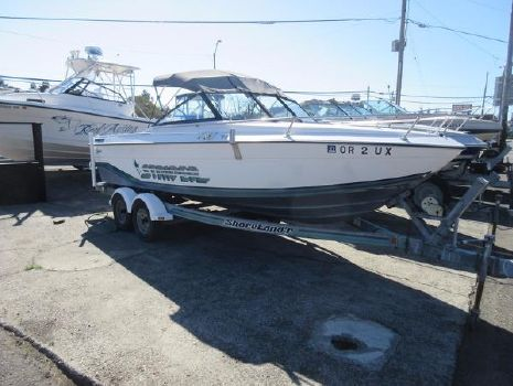 1993 Seaswirl 202 Striper