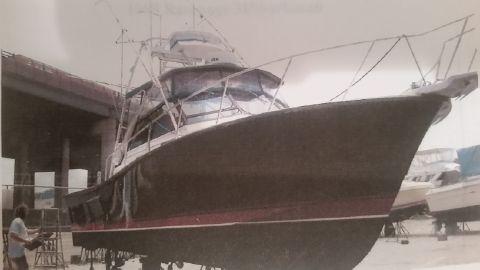 1988 Rampage Sport Fisherman Convertible