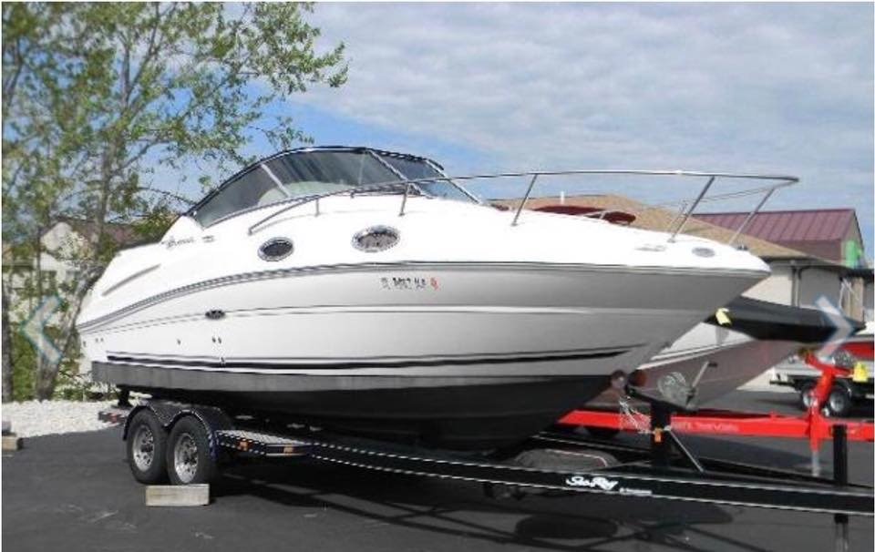 Check out this 2008 Sea Ray 240 Sundancer on Boattrader com