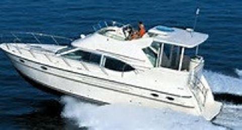 2000 Maxum 4100 SCA 2000 Maxum 4100 SCA - Sister Ship
