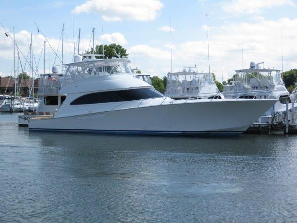 2013 Viking 66 Convertible
