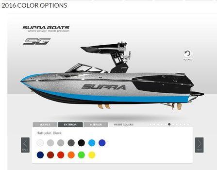 2016 Supra SG400-550
