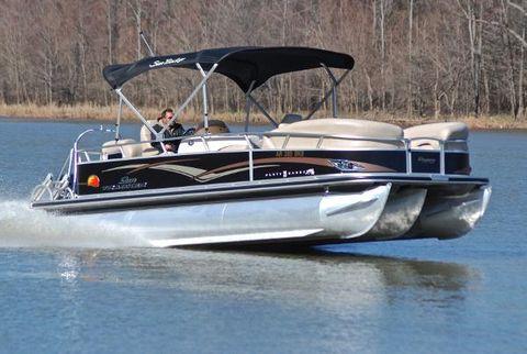 2011 Sun Tracker 25 XP3