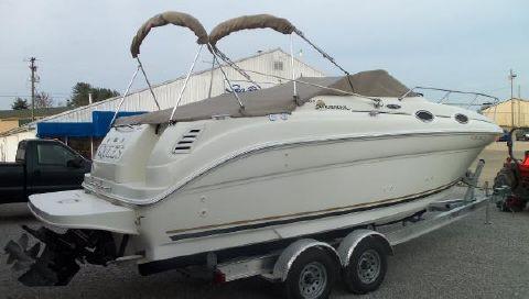 2001 Sea Ray 260 Sundancer