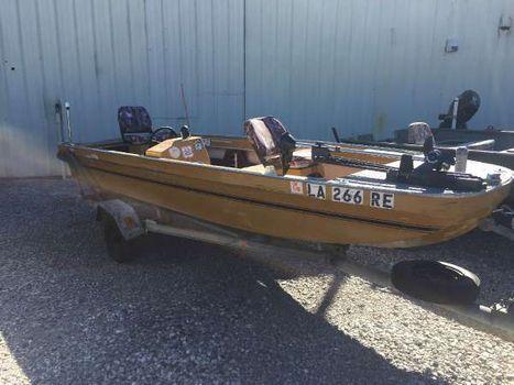 1973 Ouachita 16 Boat