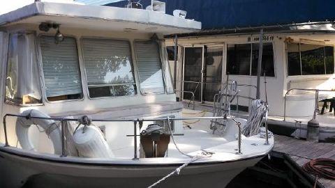 1970 Boatel Houseboats 47 Islander