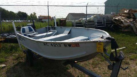 1991 Grumman Row Boat