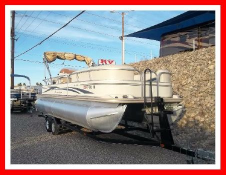 2007 Fisher Freedom 241 Pontoon