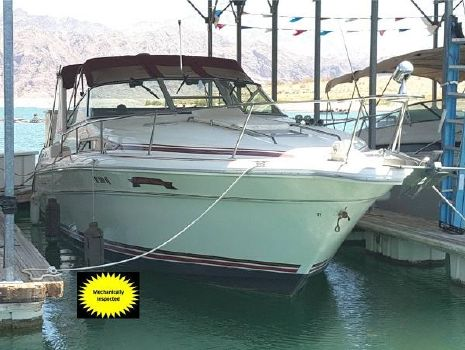 1990 Sea Ray 310 Sundancer W/TRAILER