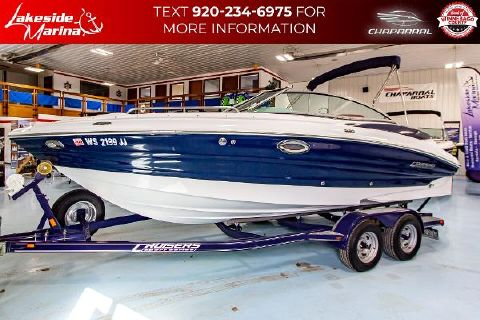 2015 CRUISERS YACHTS 238 Sport Series