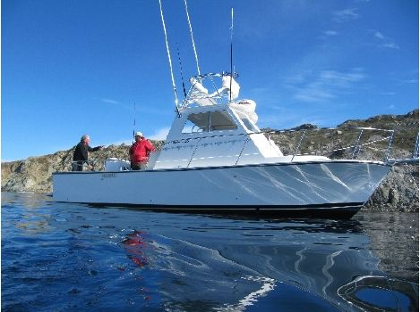 2009 Blackman Boats Pilothouse