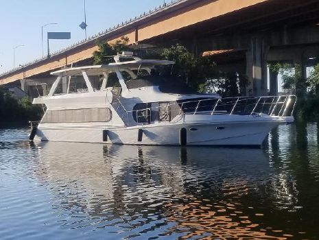1994 BLUEWATER YACHTS Coastal Cruiser