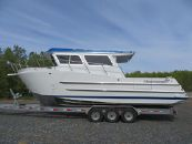 2015 Kingsher 3325 Offshore