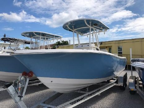 2018 SEA CHASER 24 HFC Twin