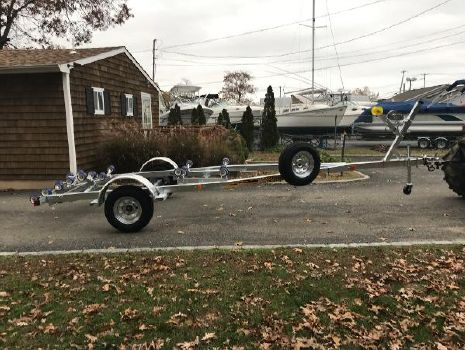 2018 TIDEWATER BOATS TR-20-3100 ROLLER TRAILER