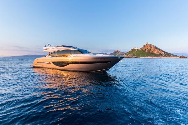 New 2019 Princess S78 Florida 33401 Boat Trader